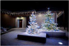 ako kupovať vonkajšie vianočné osvetlenie