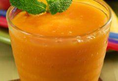 ako pripraviť smoothies z pomarančov