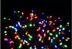 ako si správne vybrať vianočné osvetlenie na stromček