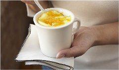 ako správne uvariť vajce v mikrovlnnej rúre