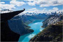 dovolenka v Norsku a Švedsku