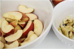 jablka na štrúdľu