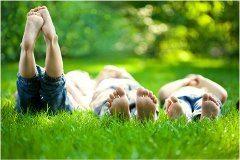 prechádzky s dieťaťom do prírody a rozvoj kreativity