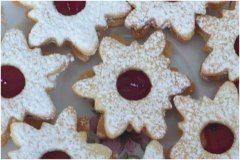 tradičné linecké koláčiky recept