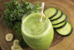 ako správne pripraviť uhorkové smoothie