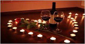 Valentínsky večer pre dvoch