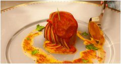 ako servírovať francúzske zeleninové jedlo