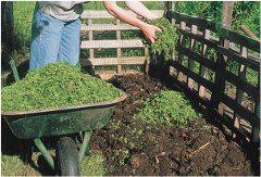 ako si správne založiť kompost