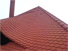 ako vykonať jarnú revíziu strechy a odkvapov