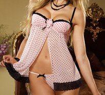 luxusné spodné prádlo na Valentín