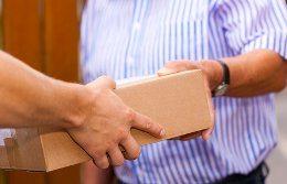 návod ako poslať malý balík na pošte