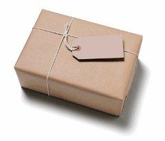 odoslanie balíka na dobierku