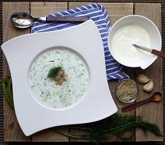 ako pripraviť polievku tarator