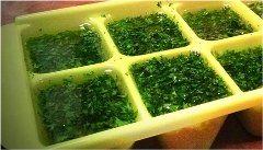 ako správne zmraziť zeleninu