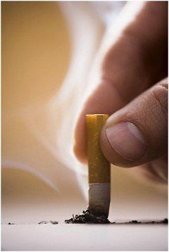 dymiaca cigareta