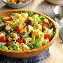 recept na Caesar šalát
