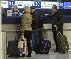 správanie sa na letisku pri termináli
