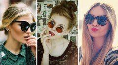 správne slnečné okuliare