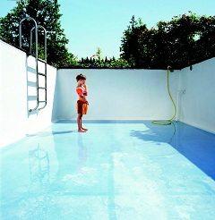 uviesť bazén do prevádzky po zime
