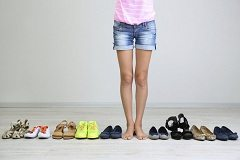 výber obuvi proti bolesti nôh