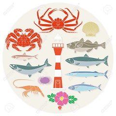 aké produkty z mora používať