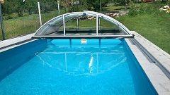 ako na ohrev bazénovej vody