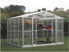 ako si postaviť skleník na záhrade