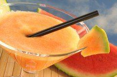 ako urobiť melónové smoothie