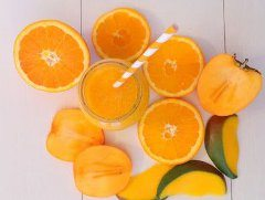ako urobiť smoothie z ovocia kaki