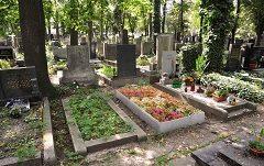 ako vyčistiť hrob na dušičky