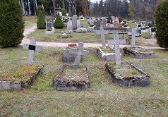 hrob na dušičky