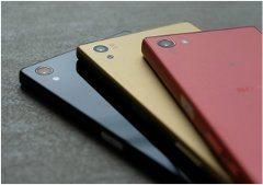 druhy mobilných telefónov