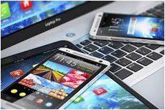 rôzne druhy smartfónov