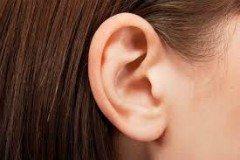 vyčistenie ucha
