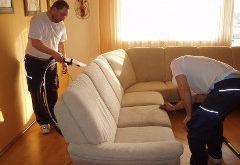 čistenie bieleho nábytku