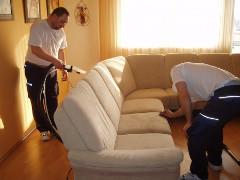 návod na čistenie nábytku