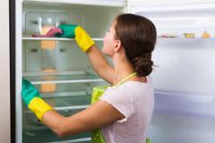 čistenie chladničky