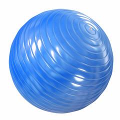 návod ako cvičiť paže na lopte