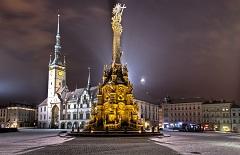 Spoznať Olomouc a jeho krásy