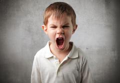agresívne dieťa