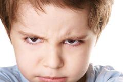 návod ako na agresívneho potomka
