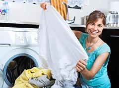 ako na šetrenie peňazí počas prania