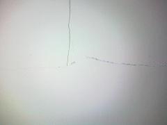 ako na popraskanú stenu