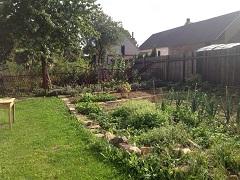 ako na zazimovanie záhrady