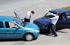 ako pri dopravnej nehode