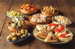 ako pripraviť španielske tapas