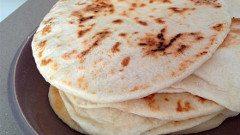 ako urobiť arabský chlieb