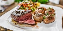 ako urobiť steak doma