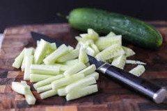 ako urobiť uhorkovú omáčku