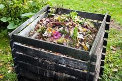 ako vyrobiť kompost
